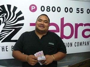 Prize Winner Noah