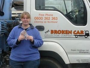 Prize Winner Debbie